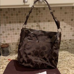 Coach 👜 purse  New. Vintage. Very cared for
